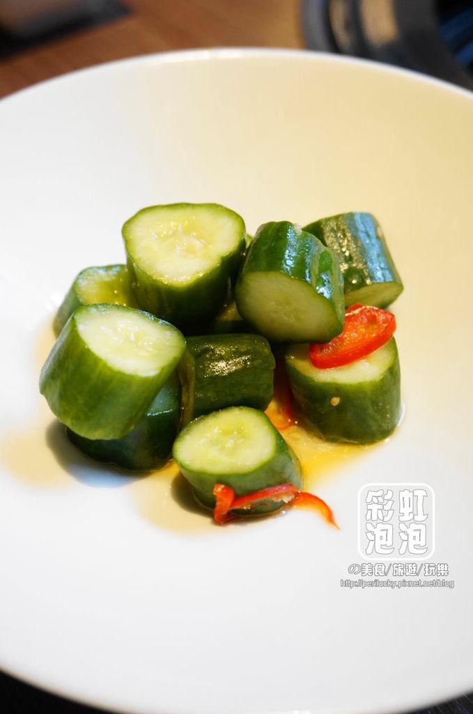 14.燒肉風間-今日小菜