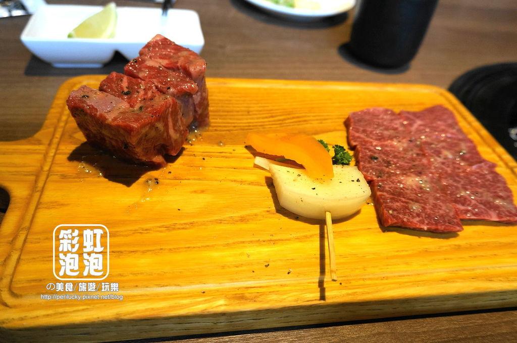 18.燒肉風間-和牛牛小排&羽下