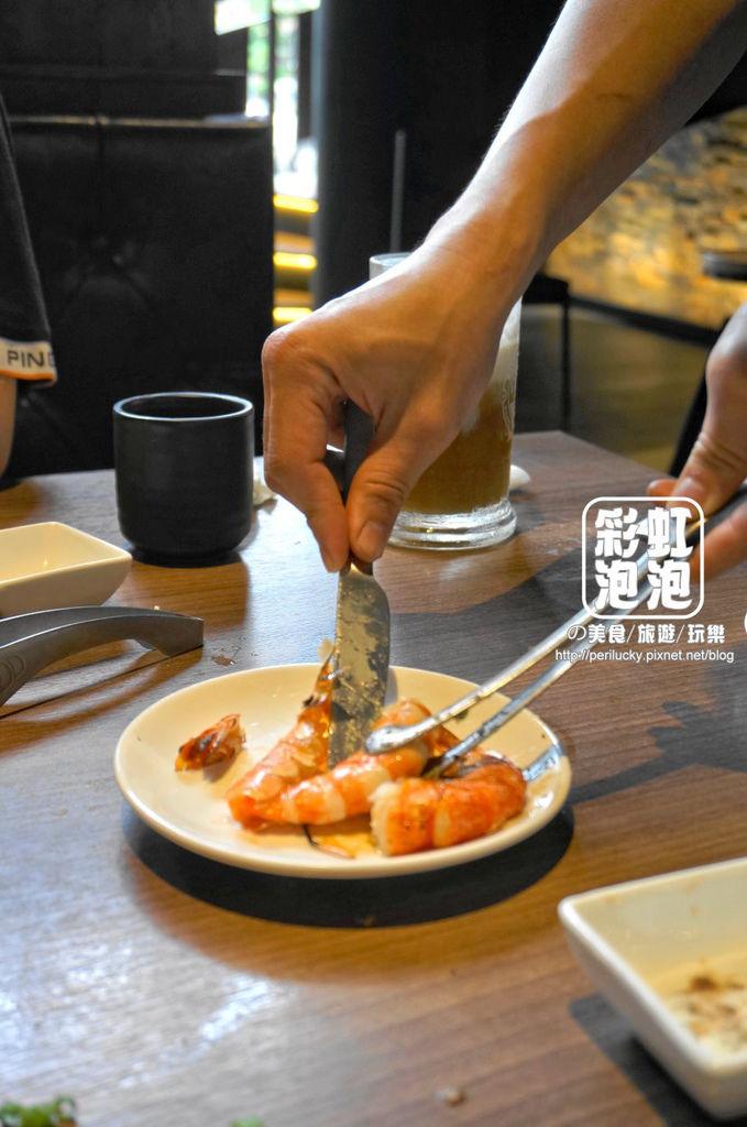 30.燒肉風間-大虎蝦