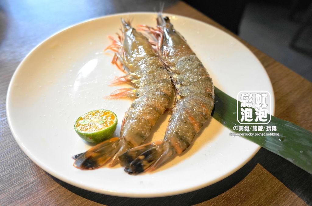 28.燒肉風間-大虎蝦