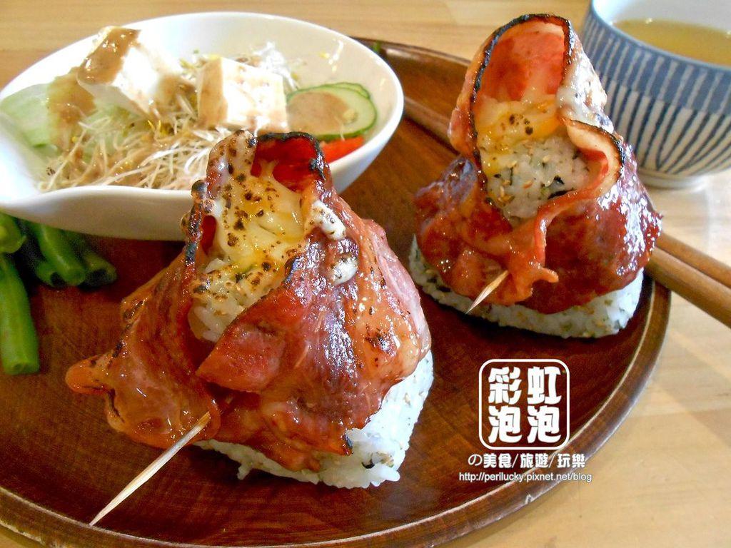 14.默默 murmur-培根恰恰日和飯糰.jpg