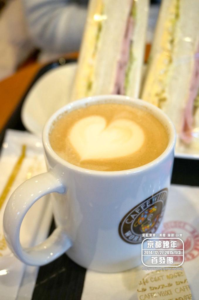 8.CAFFE VELOCE-咖啡拿鐵.JPG