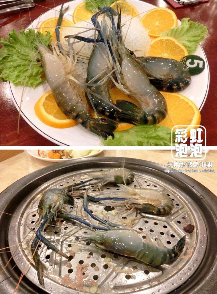 28.鼎陶蒸 蒸汽海鮮鍋物-泰國蝦.jpg