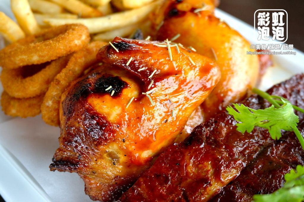 11.紅色倉庫美式餐廳-雙人套餐-鄉村烤雞.jpg