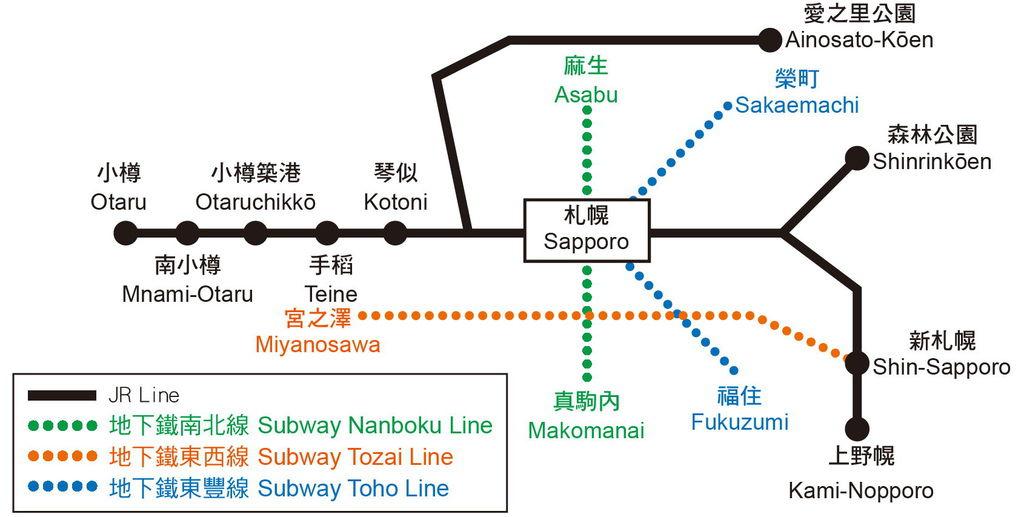 札幌-小樽Welcome Passg使用範圍.jpg