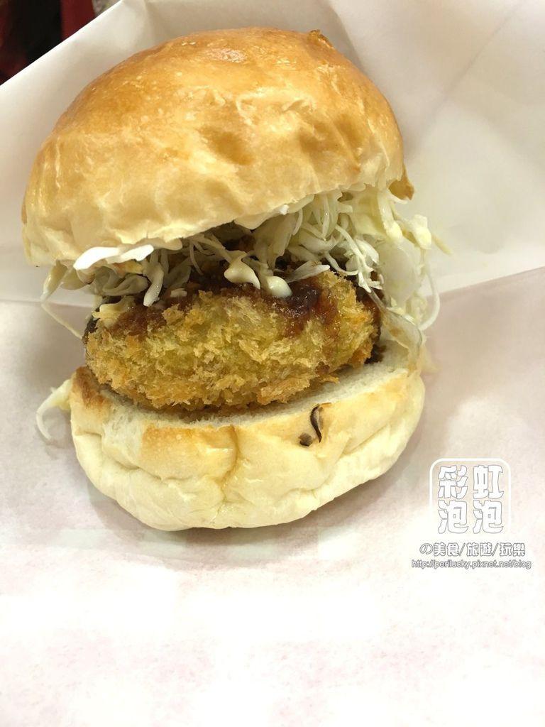 14.kitchen micoro-咖哩可樂餅漢堡.JPG