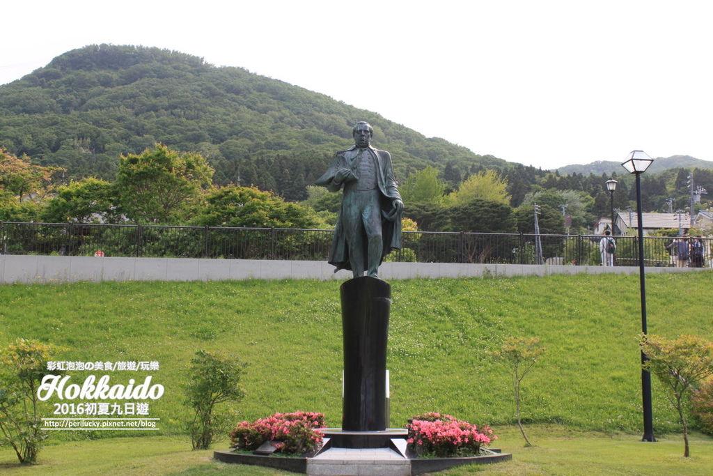 105.函館元町散策-裴里提督來航紀念碑.jpg
