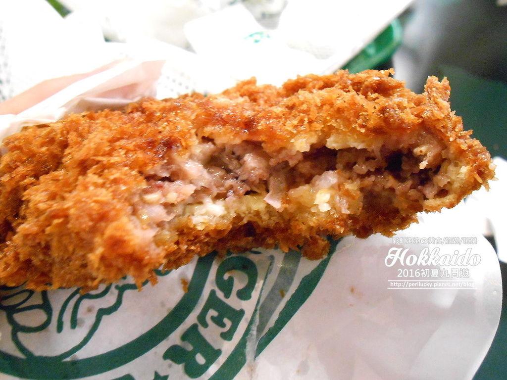 149.函館幸運小丑漢堡-牛肉可樂餅.jpg