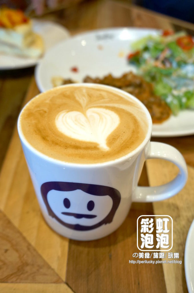 20.Jamling Cafe-咖啡拿鐵(熱).jpg