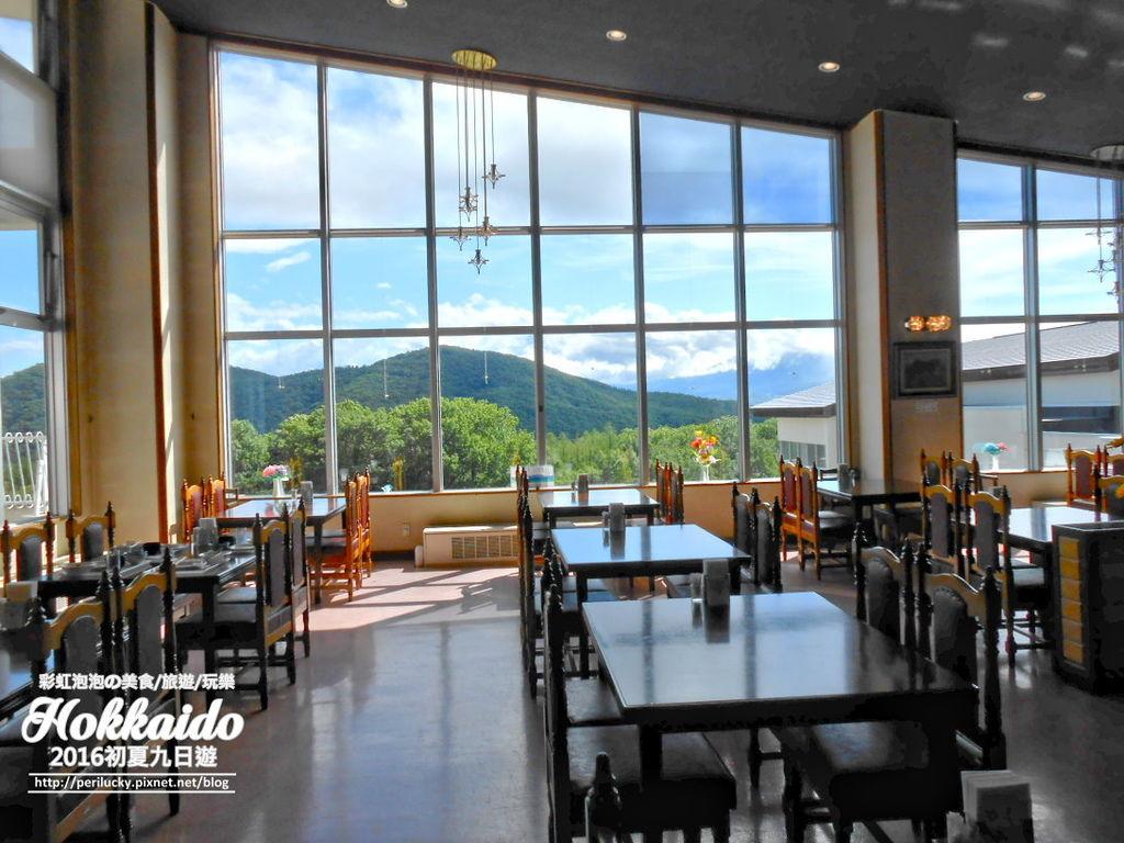 148. 北海道富良野-富良野高地溫泉飯店 Highland Furano-2樓餐廳.jpg