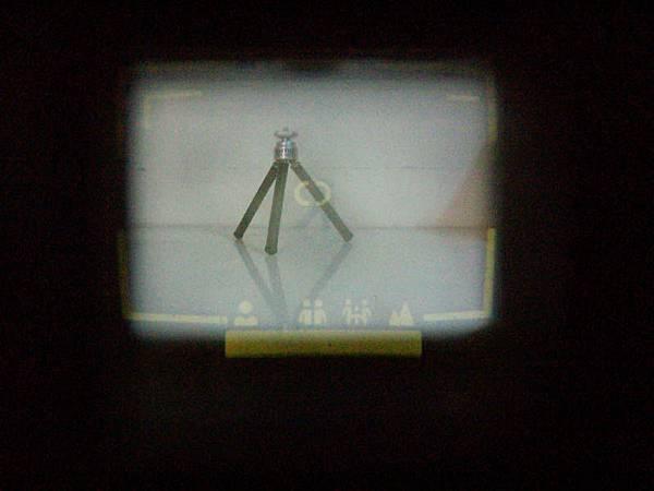 觀景窗內的資訊