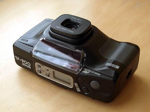 38mm 焦段時的外觀