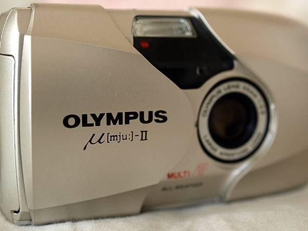 這就是赫赫有名的隨身機:Olympus μ[mju:] - II
