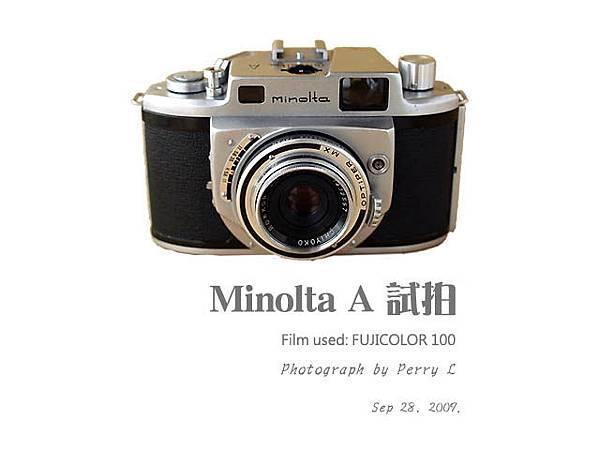 Title Page of Minolta A.jpg