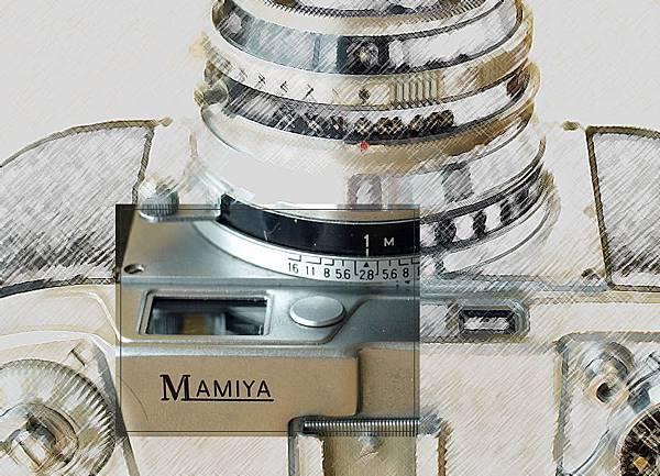Mamiya 35