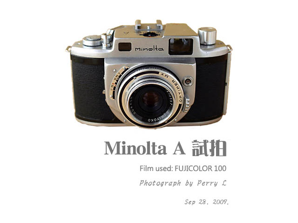 Title Page of Minolta A.jpg