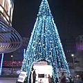 環球購物中心室外聖誕樹
