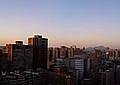 20101231十八樓台北市全景照