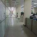 非常非常長的走廊