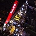 新光三越聖誕樹