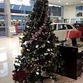 新竹車行聖誕樹