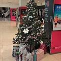新光影城聖誕樹