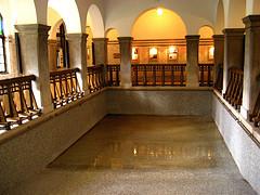 羅馬式浴池