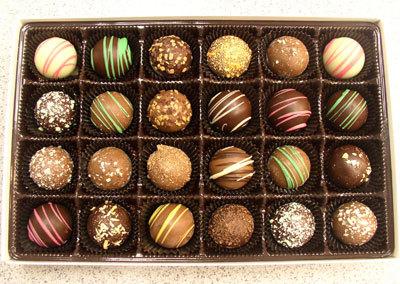 歐美巧克力