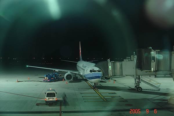 2005 關島華航