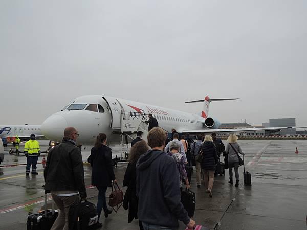 2015-08 法蘭克福薩爾斯堡奧地利航空