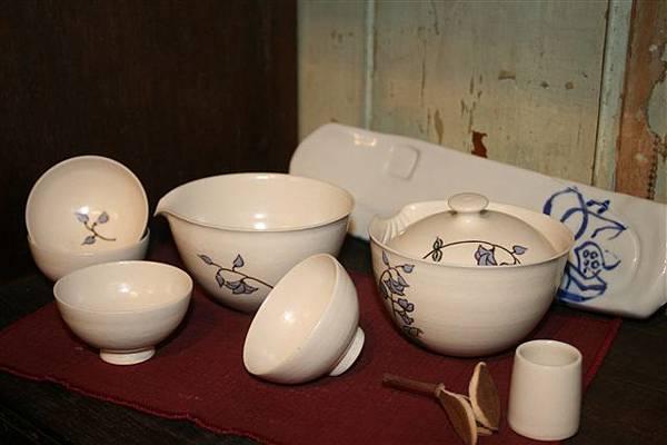 出售的茶具 很可愛