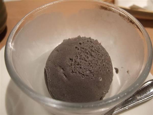 飯後甜點冰淇淋