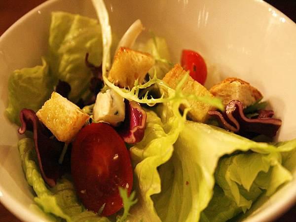 蕃茄藍乳酪時蔬沙拉