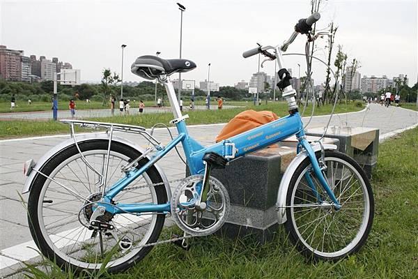就是這台A來的腳踏車