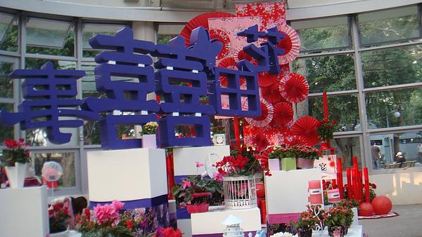 2011青年公園花藝展李清海設計師 (59).JPG