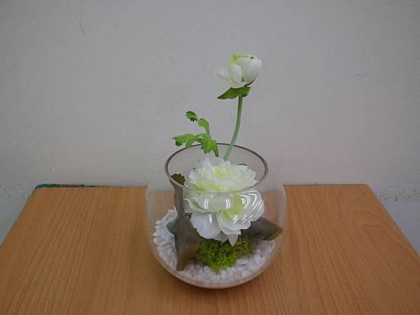 李清海花藝教室-花藝教學2011-7-19 (3).JPG