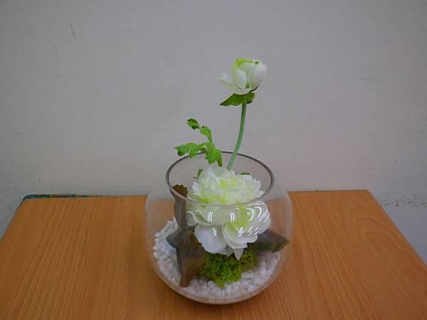 李清海花藝教室-花藝教學2011-7-19 (4).JPG