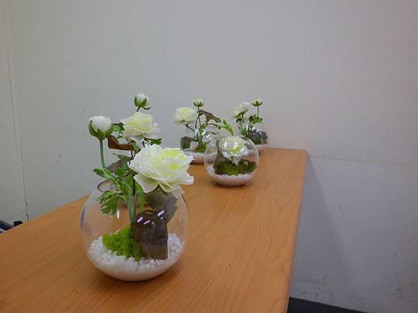 李清海花藝教室-花藝教學2011-7-19 (7).JPG