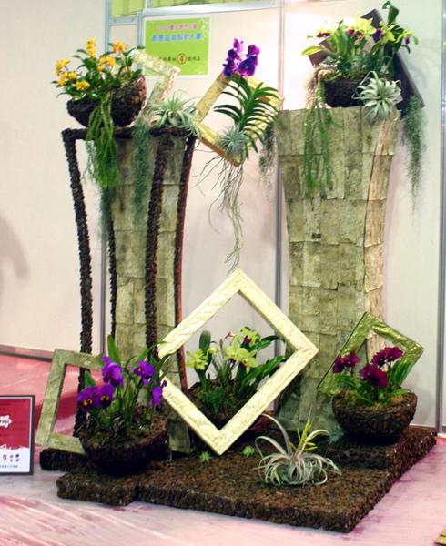 2009台北城市花園創意盆栽設計大賽亞軍.jpg