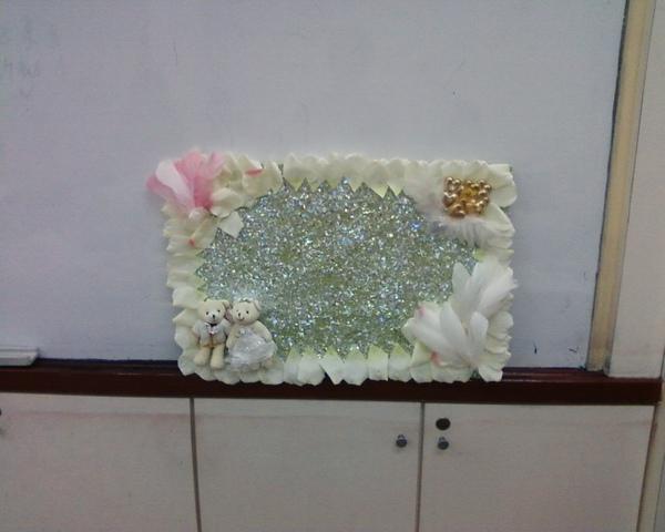 李清海花藝教室-迎賓牌設計