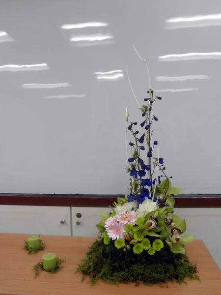 2009會場佈置班收禮桌佈置 (3).JPG