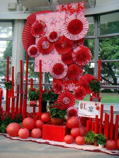 2011青年公園花藝展李清海設計師 (1).JPG