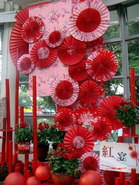 2011青年公園花藝展李清海設計師.JPG