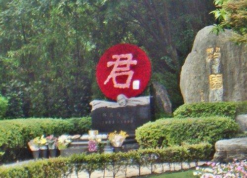 鄧麗君逝世16週年筠園2000朵玫瑰花牌佈置花絮1