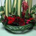 花藝設計課 盆花設計7.JPG