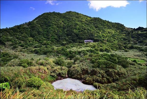 陽明山冷水坑牛奶湖