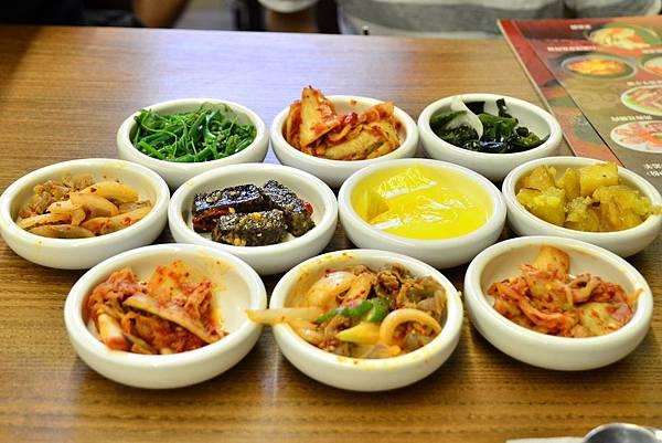 朝鮮味韓國料理板橋店