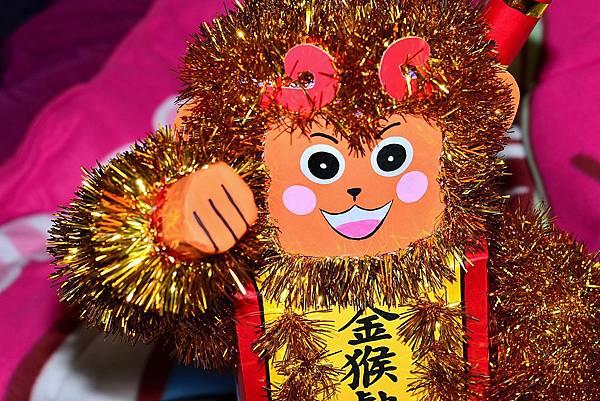 金猴獻瑞 (4)