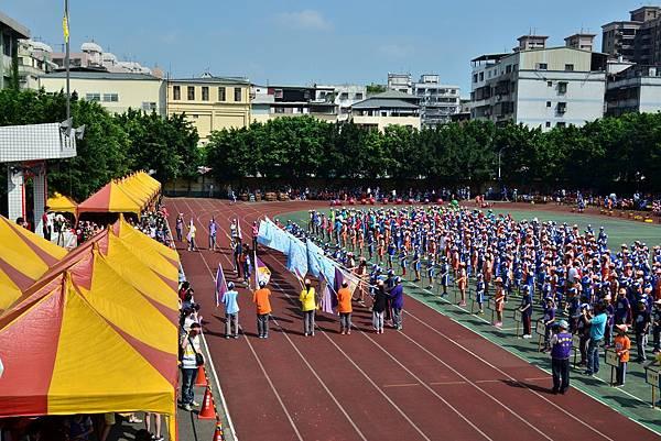 校慶運動會 (1)