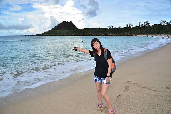 墾丁小灣沙灘 (3)
